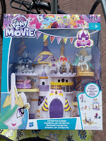 MLP FiM Collection Canterlot Castle at Action