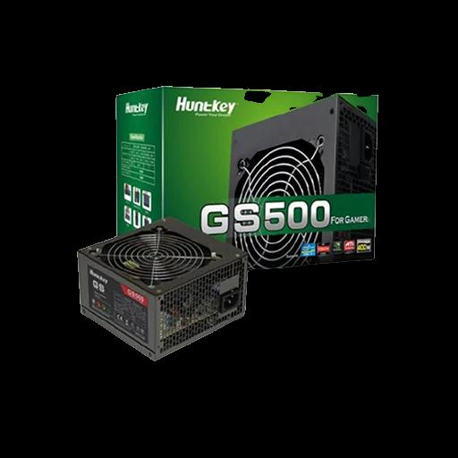 Nguồn máy tính Huntkey GS500 quạt 12cm