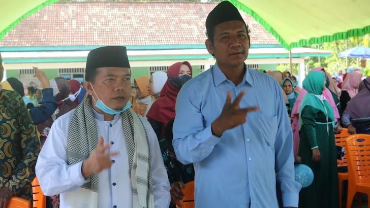 Banyak Program Bidang Agama, Dua Pimpinan Ponpes di Tabir Selatan Ini Doakan Haris Jadi Gubernur Jambi