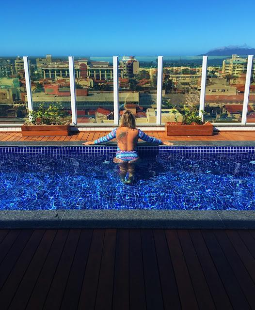 Piscina do BW Plus Oásis Cabo Frio