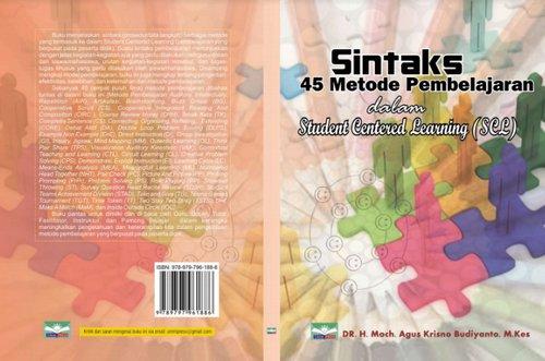 45 Metode Pembelajaran dalam SCL (Student Centered  Learning)