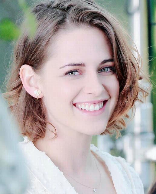 Kristen Stewart Short Hair Wallpaper
