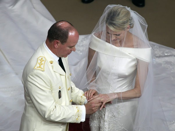 053048728 EXH00 - Casamento Real - Principe Alberto ♥ Charlene Wittstock