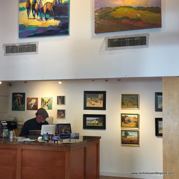 Galerie Plein Aire art gallery in Carmel, California