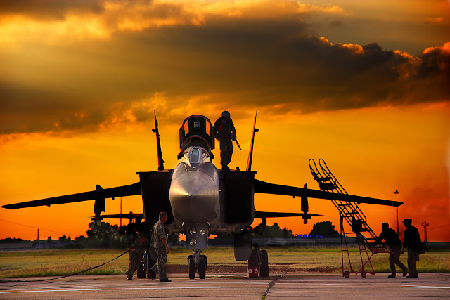 Mikoyan Gurevich MiG-31 Foxhound
