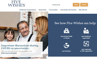 Franklin Senior Center: Five Wishes - Aug 19