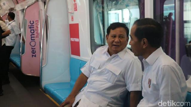 Prabowo Ucapkan Selamat ke Jokowi: Kami Siap Bantu