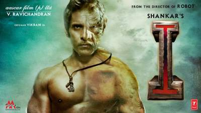 I (2015) Hindi + Tamil Dual Audio Full Movies Free 480p HD