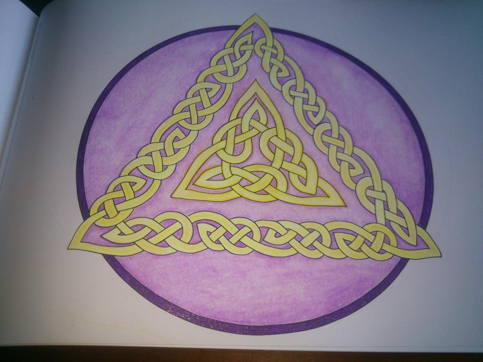 Kleurplaten Keltische Mandala.Perfectsweetcolors Keltische Mandala S Uitgeverij Panta Rhei