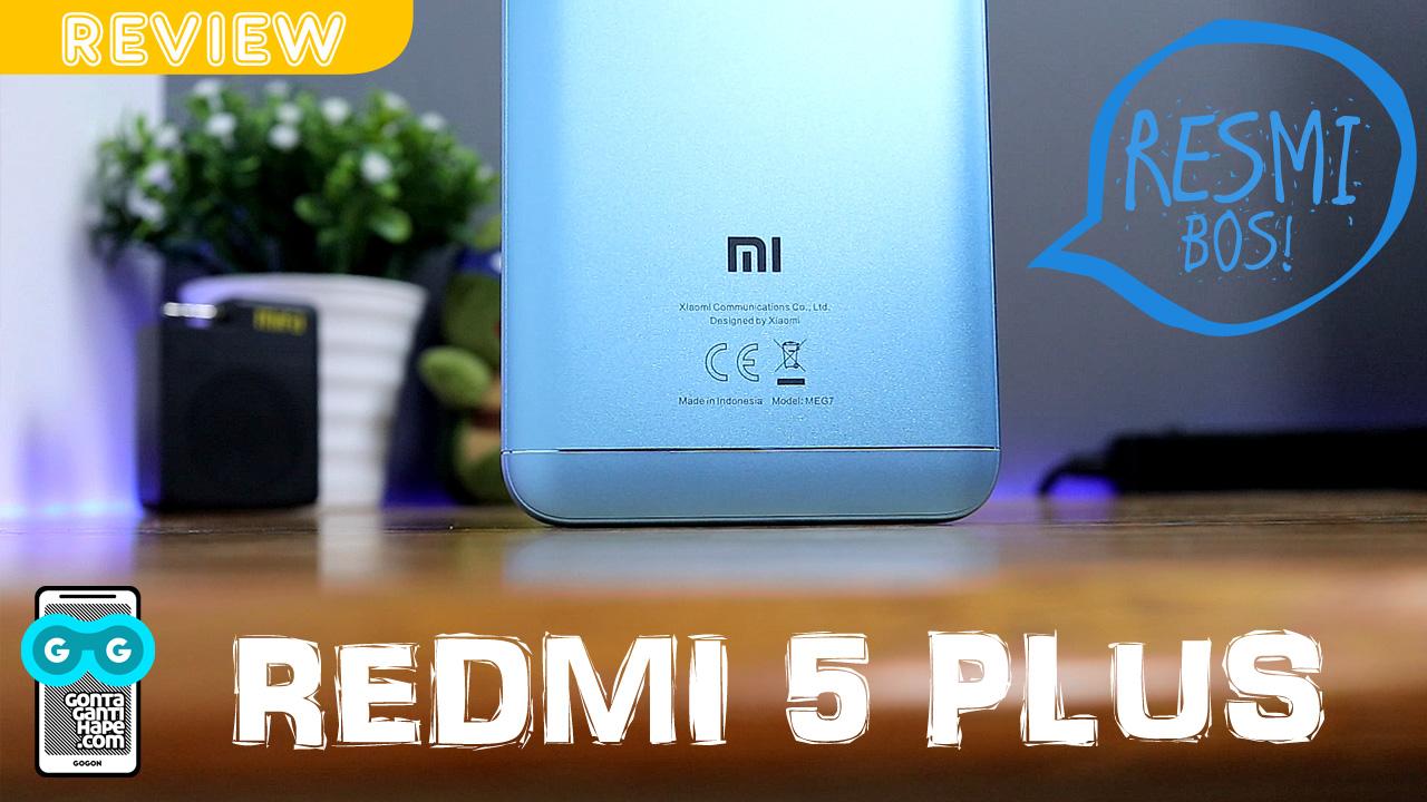 Gonta Ganti Hape: Kesimpulan Saya tentang Xiaomi Redmi 5