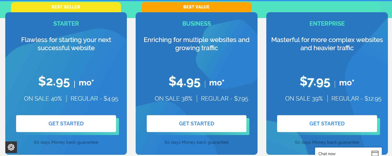 hosting deals
