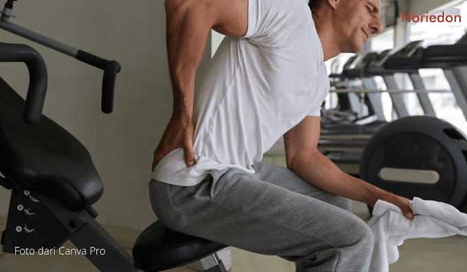Yuk Simak Cara Mengatasi Sakit Pinggang Yang Sering Menyerang