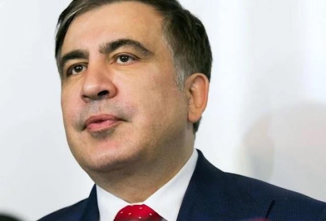 Грузія вимагає екстрадувати Саакашвілі з України