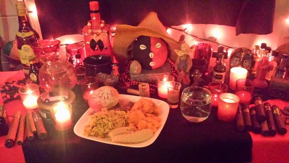 calling on papa legba papa legba altar and offerings