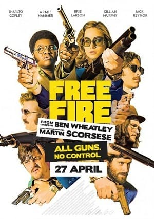 Free Fire - O Tiroteio Torrent 1080p / 720p / Bluray / BRRip / FullHD / HD Download