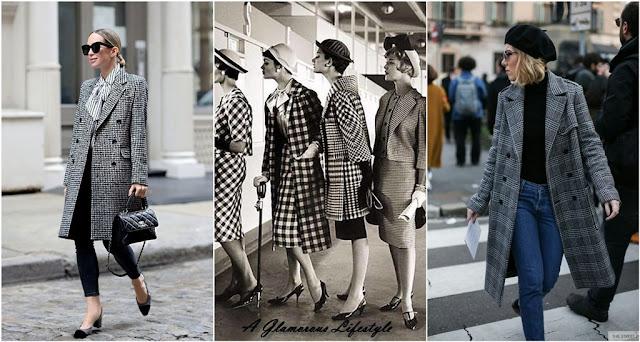 cappotti stile anni 50