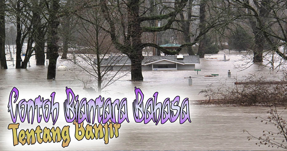 Teks Biantara Bahasa Sunda Tentang Masalah Banjir Basa Sunda