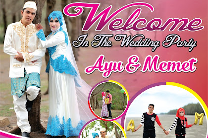 Cool Contoh Spanduk Untuk Wedding