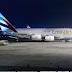 Airbus A380 da Emirates retorna a Moscou