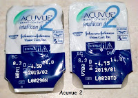 pair acuvue contacts prescription eye glasses tips tricks cleanser saline DIY natural