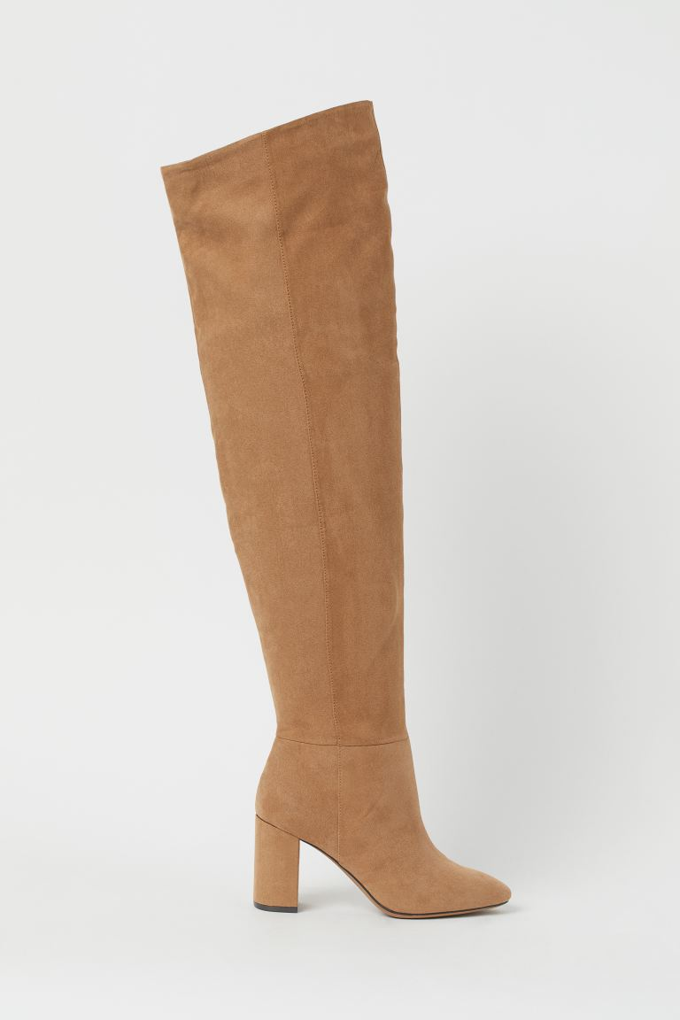 H&M knee high boots