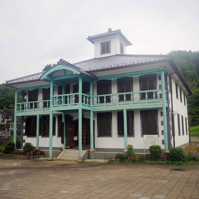 室伏学校 牧丘郷土文化館