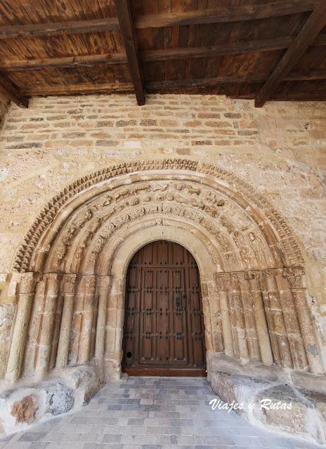 Iglesia de Santa Eugenia, Lences