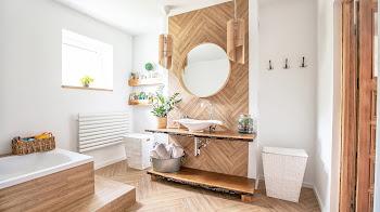 Baños con isla, una tendencia decorativa para baños