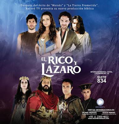EL RICO LAZARO 1080p COMPLETO