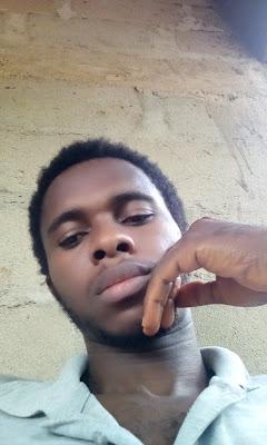 A black guy