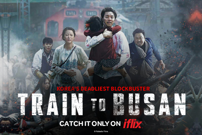 Train To Busan Is Now Boarding, Only On Iflix