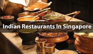 Indian Restaurants In Singapore