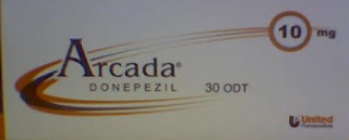 دواء دونيبيزيل لعلاج الزهايمر,دونيبيزيل  Donepezil,دونيبيزيل - Donepezil  لعلاج أعراض الخرف,Arcada 10mg ,دواء أركادا,Arcada دواء,Donepezil ,Arcada دواء أركادا,علاج الارتباك ( الخرف ) المتعلقة بمرض الزهايمر,يحسن الذاكرة والوعي والقدرة على العمل,كيفية استخدام  دونيبيزيل أركادا,آثار جانبية  دونيبيزيل أركادا,التفاعلات الدوائية أركادا,الحمل والرضاعة أركادا,الجرعة الزائدة دواء أركادا,موسوعة الأدوية الأردنية ,دليل الأدوية الأردنية