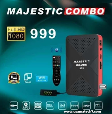 MAJESTIC COMBO 999 1506tv New Software