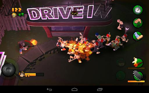 Burn Zombie Burn v1.0.8 APK