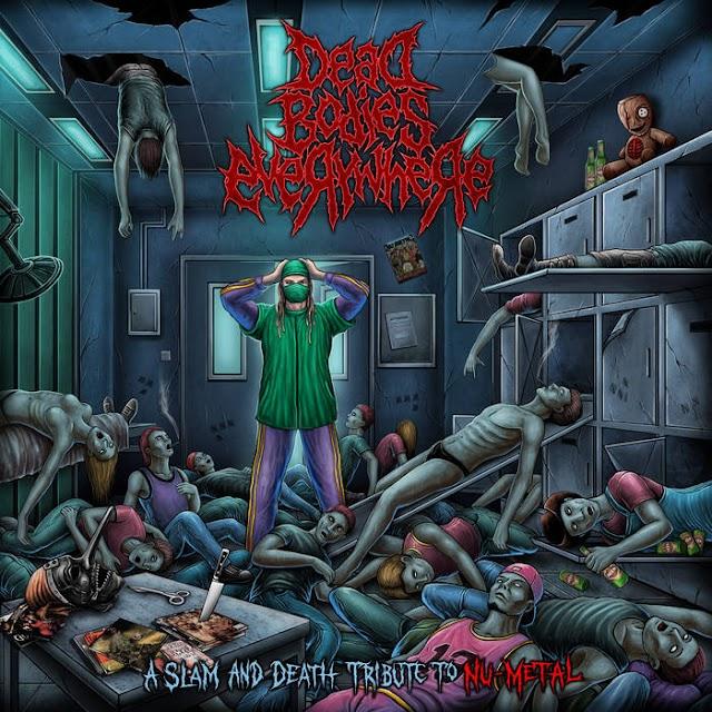 Álbum de versões Slam, Brutal Death Metal e Goregrind de músicas Nu Metal disponível na íntegra