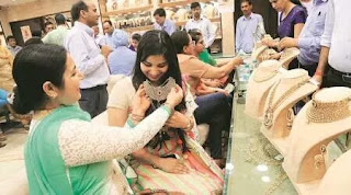 Jewellers optimistic a day ahead of Dhanteras