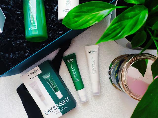 Safee Acne Skin - Nowa linia kosmetyków nie tylko do cery problematycznej dostępnych w Notino