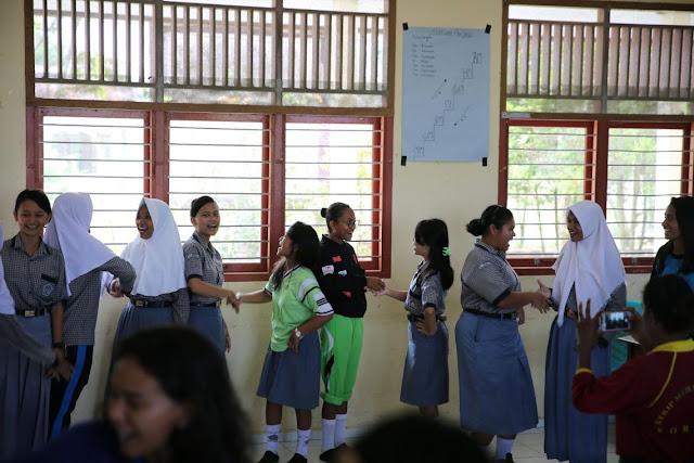 Dukungan Unicef - Bidang Pendidikan