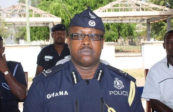 Police Reshuffle: Kofi Boakye heads PIPS
