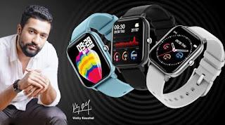 fire-blott 360 smartwatch