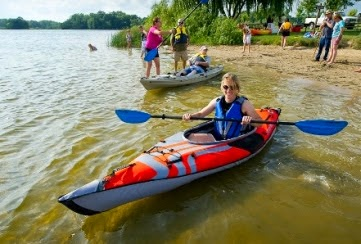 Michigan DNR offers mother/daughter kayaking and hiking workshop August 2 in Marquette