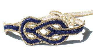 bracelet History Noeud d'Hercule  Missiu