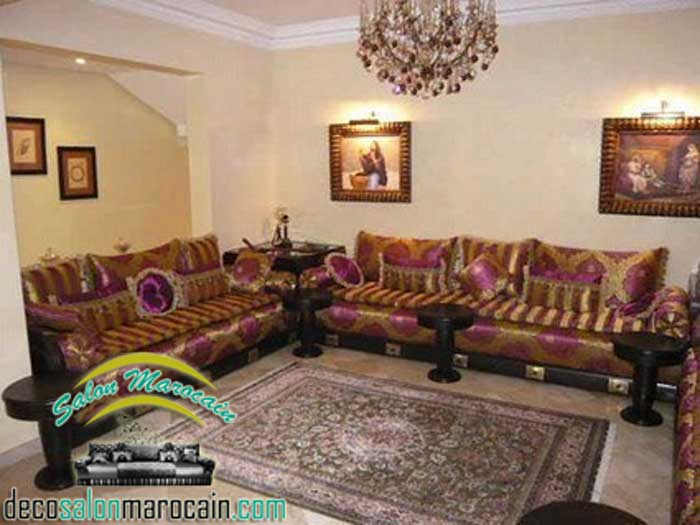 Boutique salon marocain 2016 2017 fauteuils for Salon marocain 2017