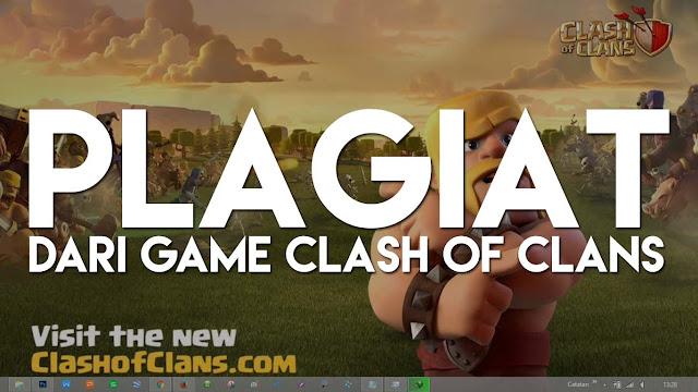 Menurut Kalian, Apakah 5 Game Ini Meniru Clash of Clans?