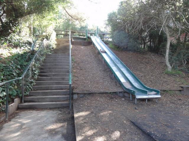 Esmeralda Street Slides