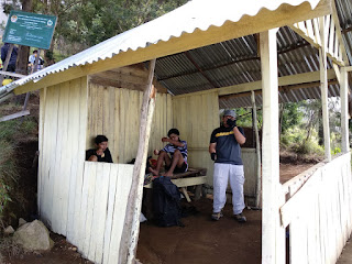 Shelter Pos 1 Sumbing