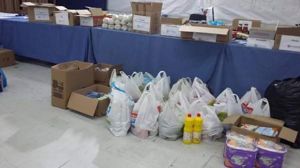 Σύλλογος Γονέων και Κηδεμόνων του Γυμνασίου Στυλίδας - Συγκέντρωση τροφίμων