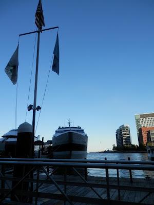 bord de mer de Boston