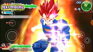 Heroes ISO mod PSP